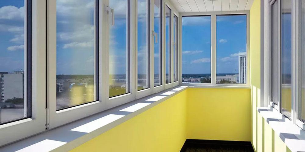 Отделка балкона. Отделка лоджии. Гарантии. ГОСТ. Сургут.