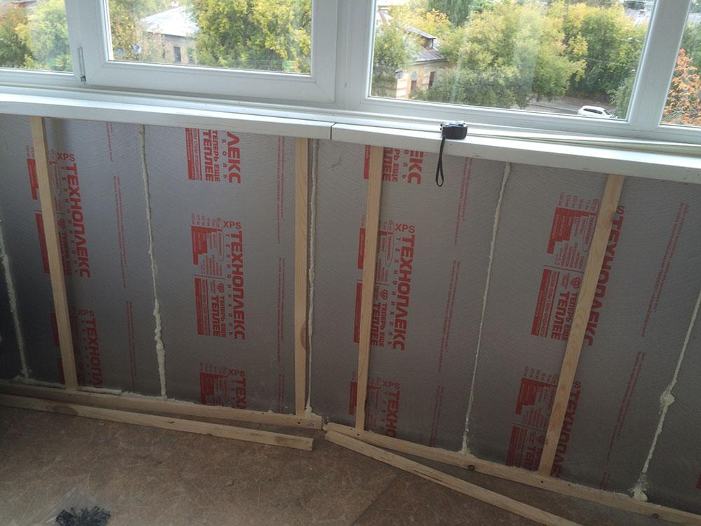 лучшая теплоизоляция для балкона